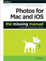 Omslag - Photos for Mac and iOS: The Missing Manual