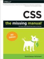CSS: The Missing Manual av David Sawyer Mcfarland (Heftet)