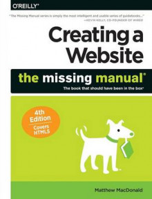 Creating a Website: The Missing Manual 4e av Matthew MacDonald (Heftet)