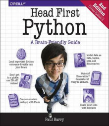 Head First Python av Paul Barry (Heftet)