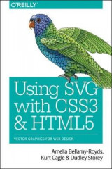 Omslag - Using SVG with CSS3 and HTML5