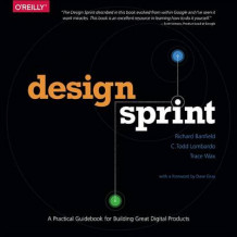 Design Sprint av Richard Banfield, C. Todd Lombardo og Trace Wax (Heftet)