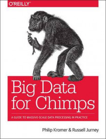 Big Data for Chimps av Philip Kromer og Russell Jurney (Heftet)