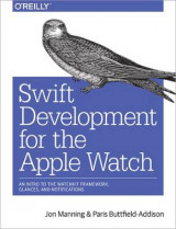 Omslag - Swift Development for the Apple Watch