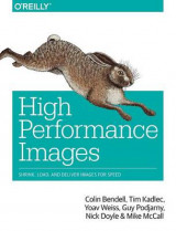 Omslag - High Performance Images