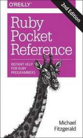 Ruby Pocket Reference 2e av Michael Fitzgerald (Heftet)