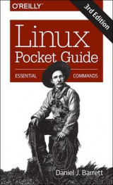 Omslag - Linux Pocket Guide 3e