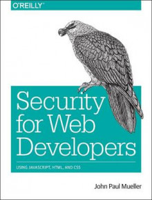 Security for Web Developers av John Paul Mueller (Heftet)