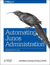 Omslag - Automating Junos Administration