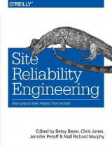 Omslag - Site Reliability Engineering