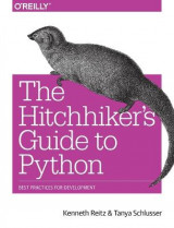 Omslag - The Hitchhiker's Guide to Python