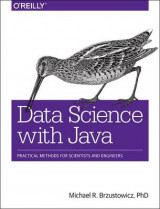 Omslag - Data Science with Java