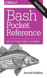 Omslag - Bash Pocket Reference