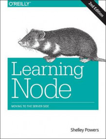 Learning Node av Shelley Powers (Heftet)