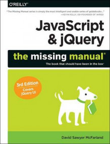 JavaScript & jQuery: The Missing Manual av David Sawyer Mcfarland (Heftet)