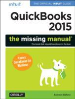 Quickbooks 2015: The Missing Manual av Bonnie Biafore (Heftet)