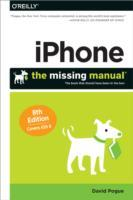 iPhone: The Missing Manual av David Pogue (Heftet)