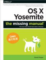 Omslag - OS X Yosemite: The Missing Manual