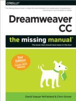 Dreamweaver CC: The Missing Manual av David Sawyer Mcfarland og Chris Grover (Heftet)