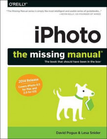 iPhoto: The Missing Manual av David Pogue og Lesa Snider (Heftet)