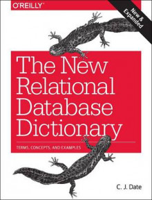 The New Relational Database Dictionary av C. J. Date (Heftet)