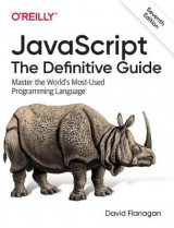 Omslag - JavaScript - The Definitive Guide, 7e