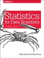 Omslag - Practical Statistics for Data Scientists