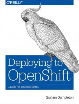 Omslag - Deploying to OpenShift