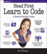 Omslag - Head First Learn to Code