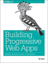Omslag - Building Progressive Web Apps