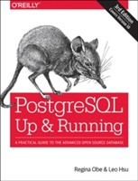 Omslag - PostgreSQL - Up and Running 3e
