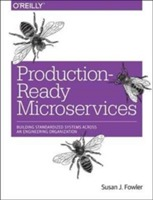 Omslag - Production-Ready Microservices