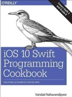 Omslag - iOS 10 Swift Programming Cookbook