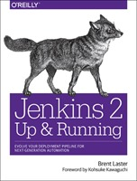Omslag - Jenkins 2 - Up and Running