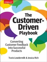 Omslag - The Customer-Driven Playbook