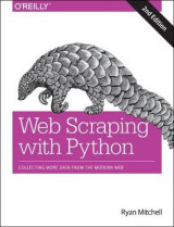 Omslag - Web Scraping with Python, 2e
