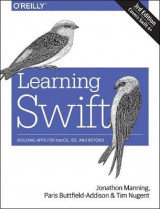 Omslag - Learning Swift 3e