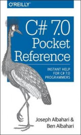 Omslag - C# 7.0 Pocket Reference