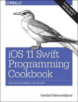 Omslag - iOS 11 Swift Programming Cookbook