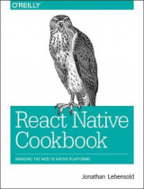 Omslag - React Native Cookbook