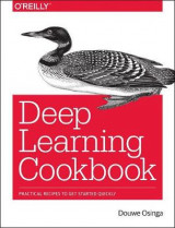 Omslag - Deep Learning Cookbook