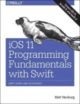 Omslag - iOS 11 Programming Fundamentals with Swift