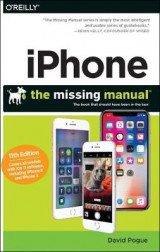 Omslag - iPhone - The Missing Manual 11e