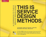 Omslag - This Is Service Design Methods