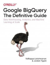 Omslag - Google BigQuery: The Definitive Guide
