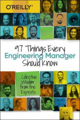 Omslag - 97 Things Every Engineering Manager Should Know
