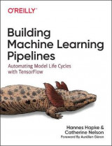 Omslag - Building Machine Learning Pipelines