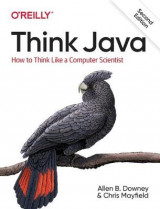 Omslag - Think Java