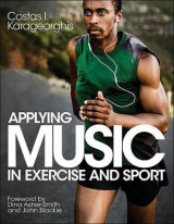 Omslag - Applying Music in Exercise and Sport