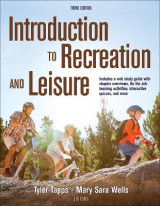 Omslag - Introduction to Recreation and Leisure 3rd Edition With Web Study Guide